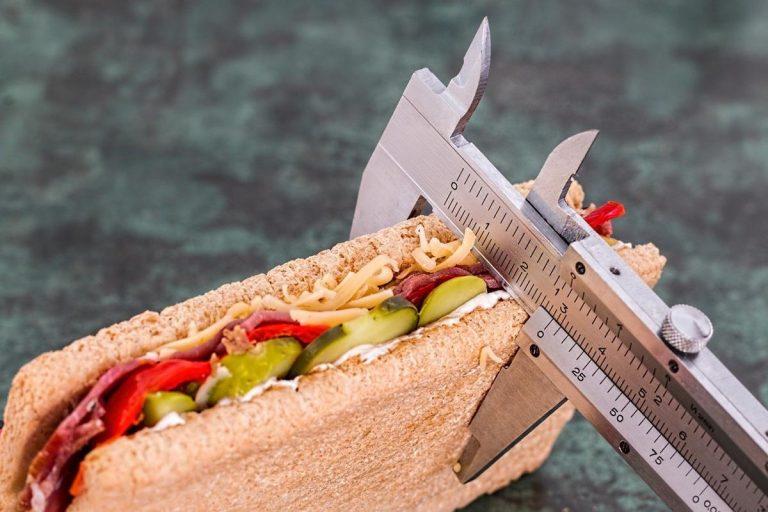 Ćwiczenia i dobra dieta!