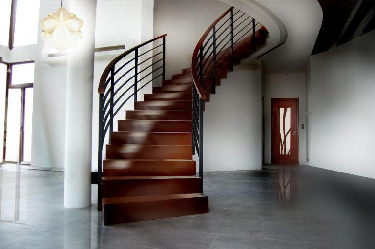 Jakie nowoczesne schody drewniane są najlepsze?